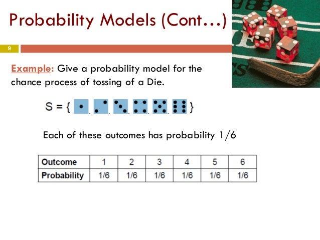 Probability model example | download scientific diagram.