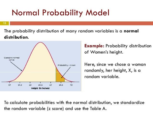 Chapter 4 Part2 Random Variables