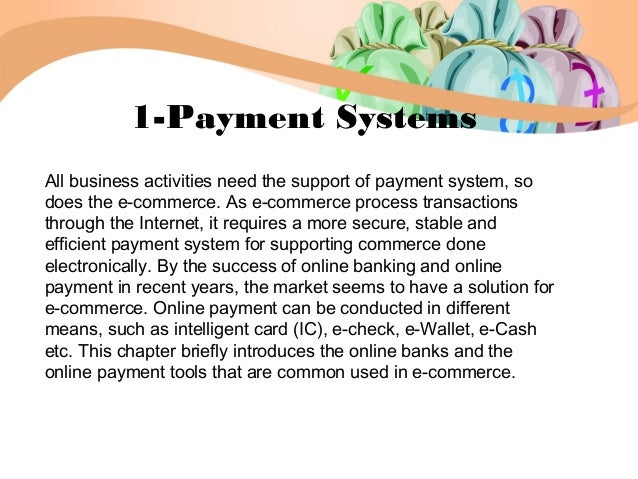 Thesis payment systems