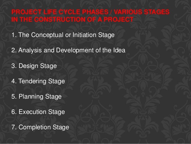 Project management-project life cycle-pdf Slide 2