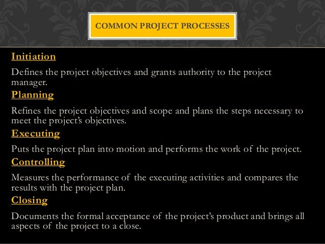 Project management-project life cycle-pdf Slide 3