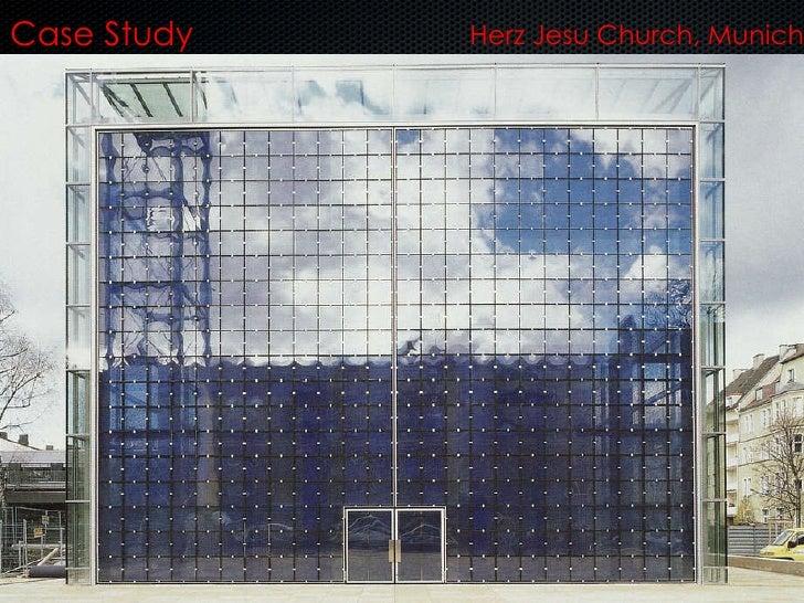 Case Study Herz Jesu Church, Munich