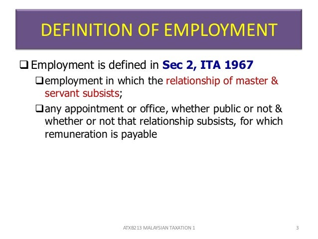 definition of employer employee relationship in the philippines