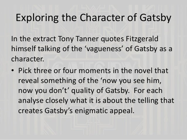the great gatsby chapter 5 pdf