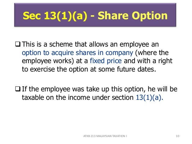 backdating option to tax A backdated stock option may violate this rule if the exercise price is less than 85 percent of the underlying stock's fmv as of the true grant date 6 tax issues a loss of iso status stock option backdating can violate tax rules dealing with incentive stock options if the stock option was intended to be an incentive stock.