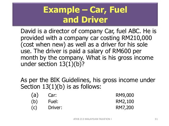 Chapter 4 (b)employment income