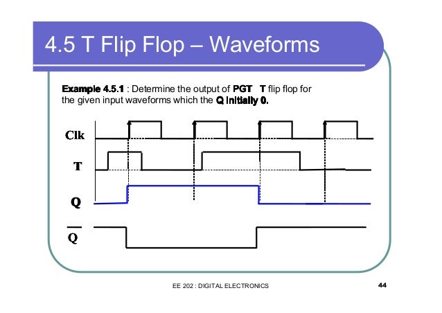chapter 4 flip flop for students