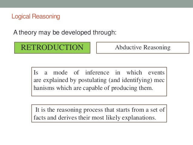 strengths and weaknesses of deductive inductive Build on their strengths with inductive learning  although holmes calls his process deductive thinking, it's actually the  inductive thinking is natural for.