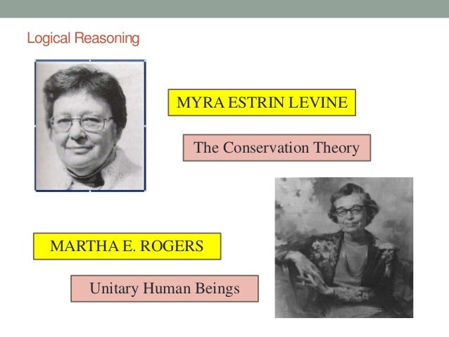 myra levine nursing theory Powerpoint slideshow about 'conservation model myra estrin levine' - vanida an image/link below is provided (as is) to download presentation  a nursing theory provides the theoretical foundation of the profession theory defines what nursing is, what it does, and the goals or outcomes of nursing care nursing is the synthesis of.