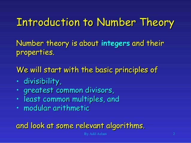 number theory If you would like to give a talk at the osu number theory seminar, please send  an e-mail to ghaith hiary hiary1 (at) mathosuedu or roman holowinsky.