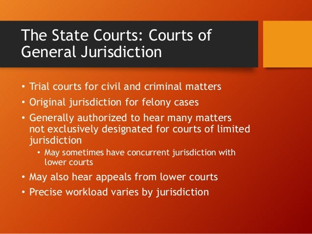 juvenile court jurisdiction essay The pennsylvania juvenile justice system is a dynamic and ever-changing institution dedicated to serving the commonwealth's juvenile offenders, victims, communities, and families.