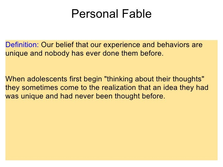 Fable Definition
