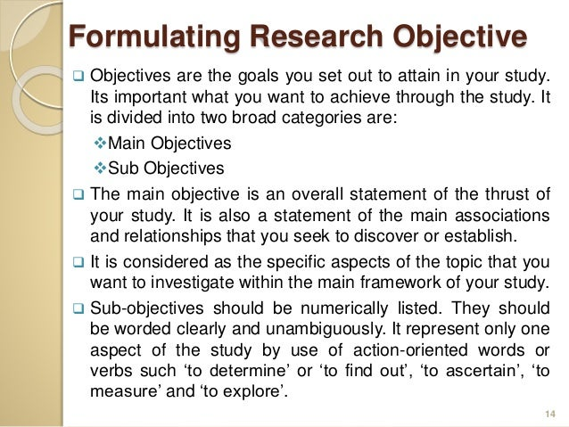 research methodology objective questions Multiple choice questions research it helps you to avoid the common pitfalls of research methods collecting the research question and objectives.