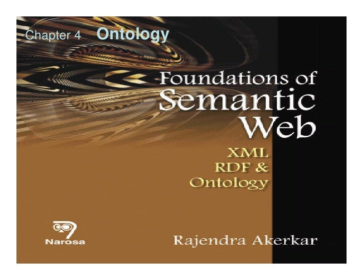 Chapter 4   Ontology