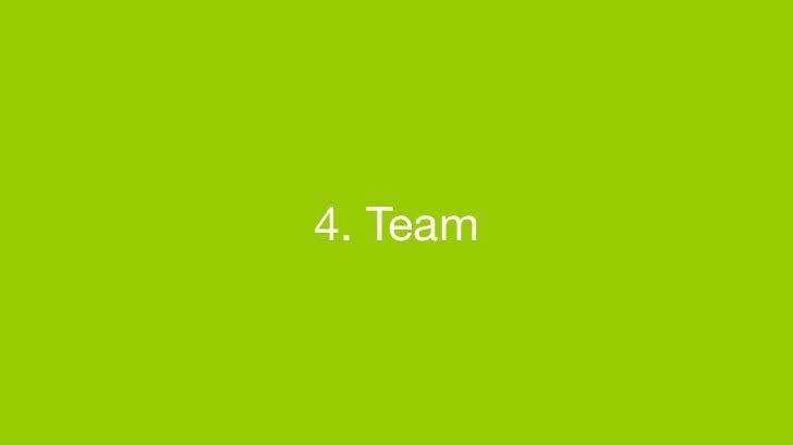 4. Team