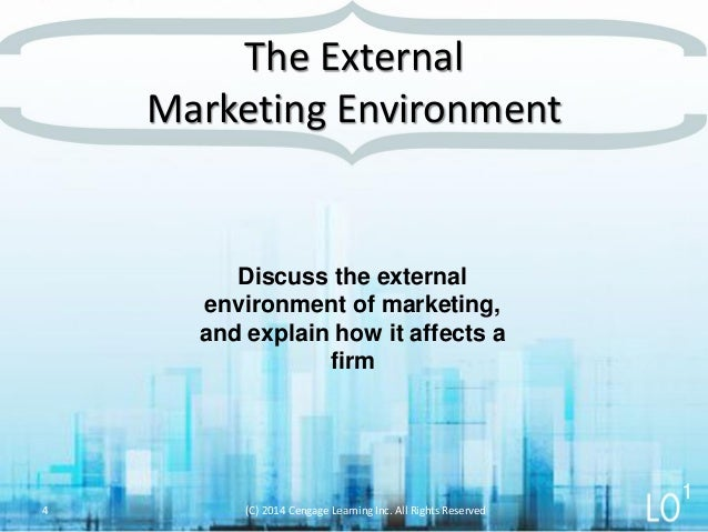 bhp external and internal environments Your business doesn't exist in a vacuum the world around you influences your chance of success so does your company's internal environment.