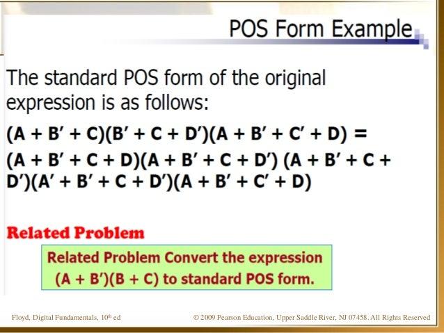 All About Boolean Algebra Dld