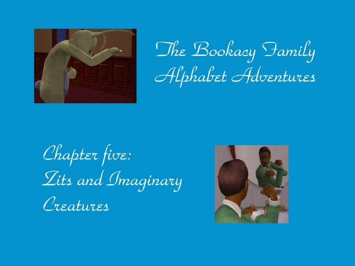 Welcome back to the Bookacy family saga. This is chapter five, so if you haven't read the four previous ones... You know w...
