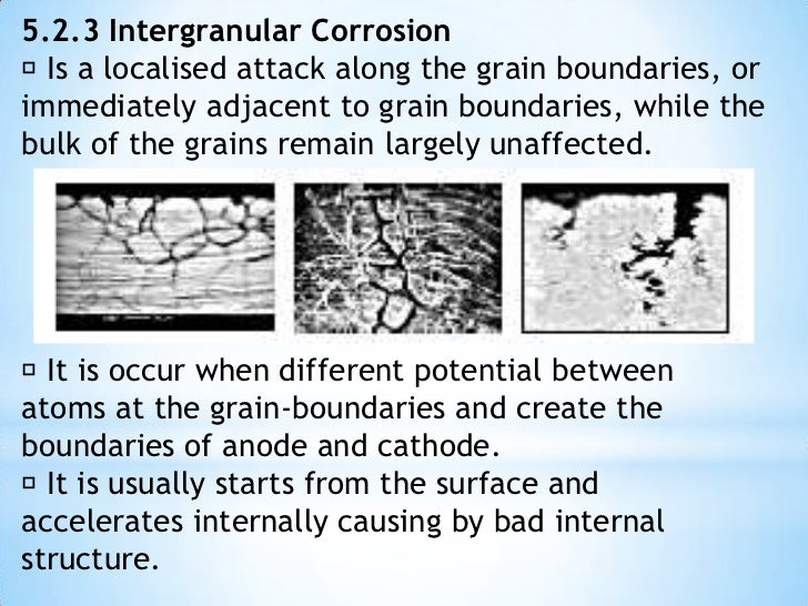 <ul><li>Factors affecting the severity galvanic corrosion are : </li></ul>1. Size of exposed areas of the anodic metal rel...