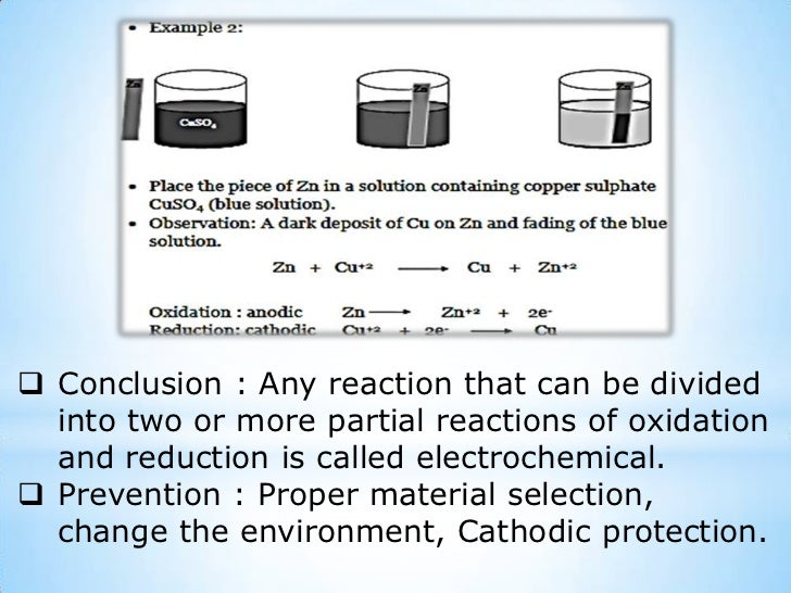 Importance of corrosion: </li></ul>1. Economic – direct or indirect losses <br />2. Improved safety – failure of critical ...