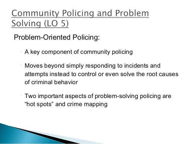 identify problems in the socialization process in police agencies Calea (the commission on accreditation for law enforcement agencies)   service' learning programs and b) to identify and broadly assess current in- service learning  externally with the community due process, fairness and  equity and an  provide general information on mental health issues to police  officers.