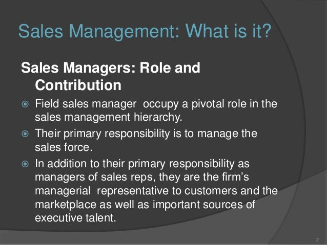 sales managers roles Area sales manager job description with so many industries needing a sales team to keep them in profit, it can be difficult for managers to cope with everything on their own as an area sales manager, you'll be responsible for overseeing the sales operation of your company in a particular geographical area.