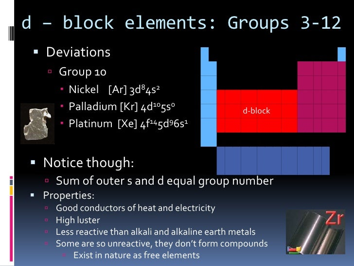 Chapter 52 Electron Configuration And The Periodic Table