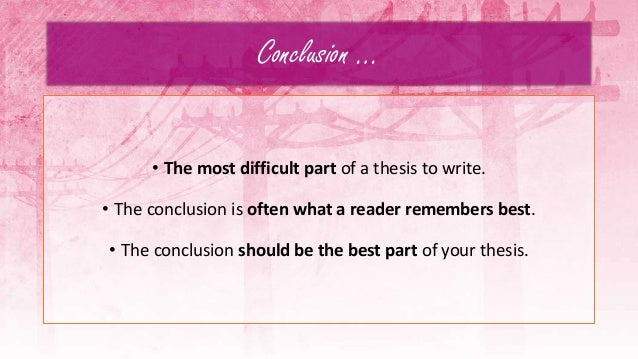 Chapter 5 : Conclusion & Suggestion Slide 3