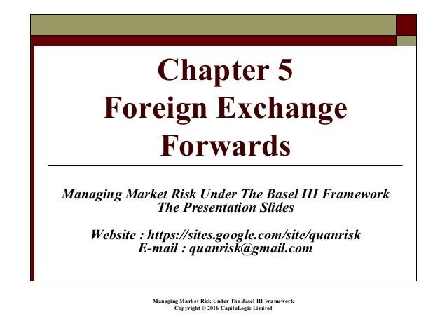 Forex forward pricing