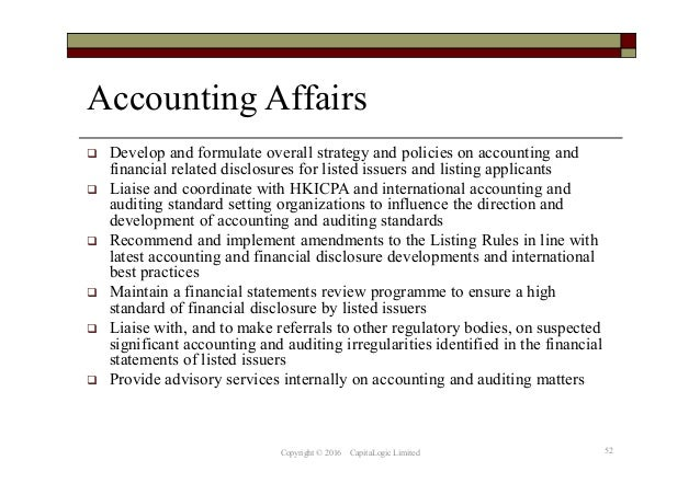 interests and accounting standard setting in Standards setting specific accounting and auditing standard setting functions for which the frc is responsible include: appointing the members of.