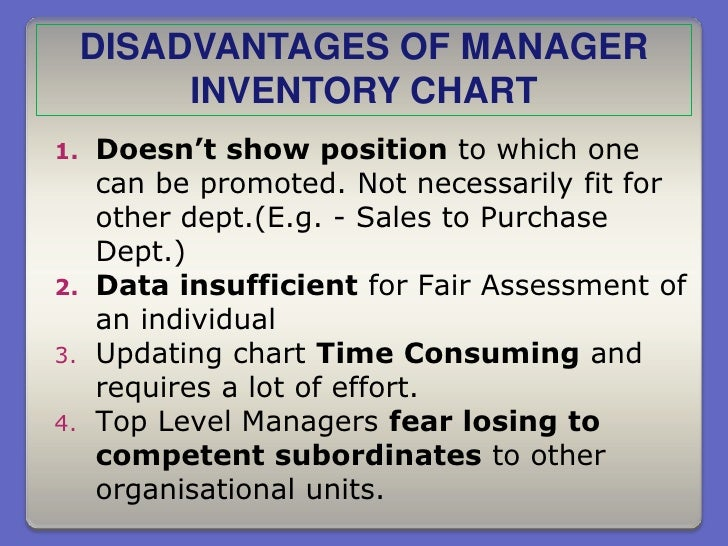 the advantages and disadvantages of inventories Perpetual inventory system is named so because from this system daily quantity of merchandise inventory can be known any time advantages and disadvantages.