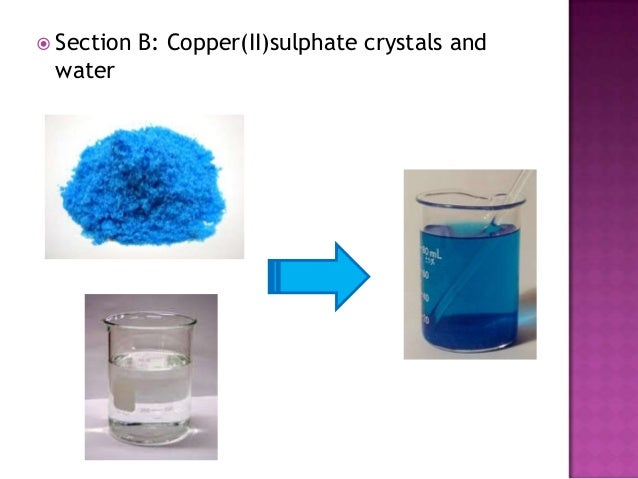chem synthesis of a copper complex Synthesis and characterization of copper complexes: the complex with aspirinate presents a magnetic moment of 179 mb and that with synthesis of copper.