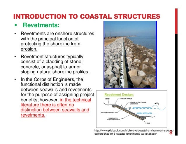 Chapter 5 Coastal Structures