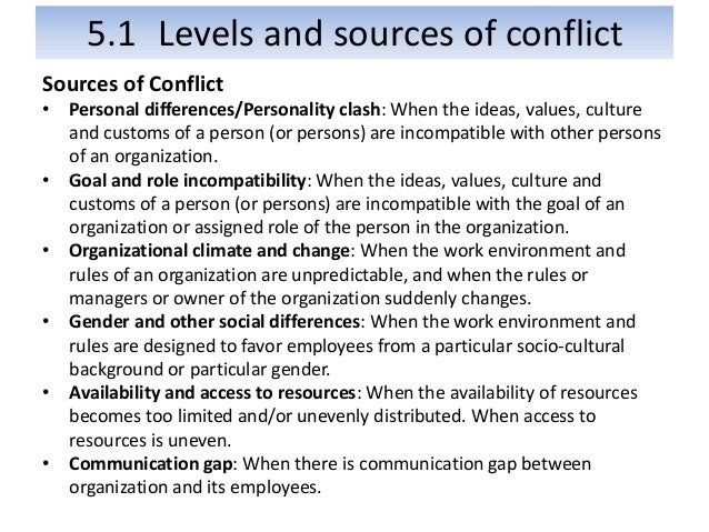 """conflict between personal and organizational values Managerial values in transcultural conflicts in please describe your personal values and how they (1999), """"the relationship between organizational."""