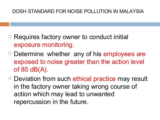 introduction to noise pollution Noise is also a type of pollution and impacts on our health  introduction  noise  pollution include industries, traffic and vehicles, construction and domestic.
