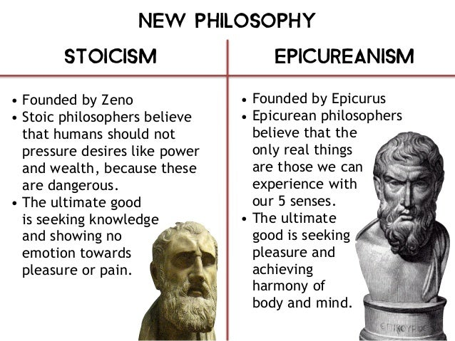 epicurean philosophy