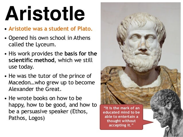 aristotle view on the allegory of the cave