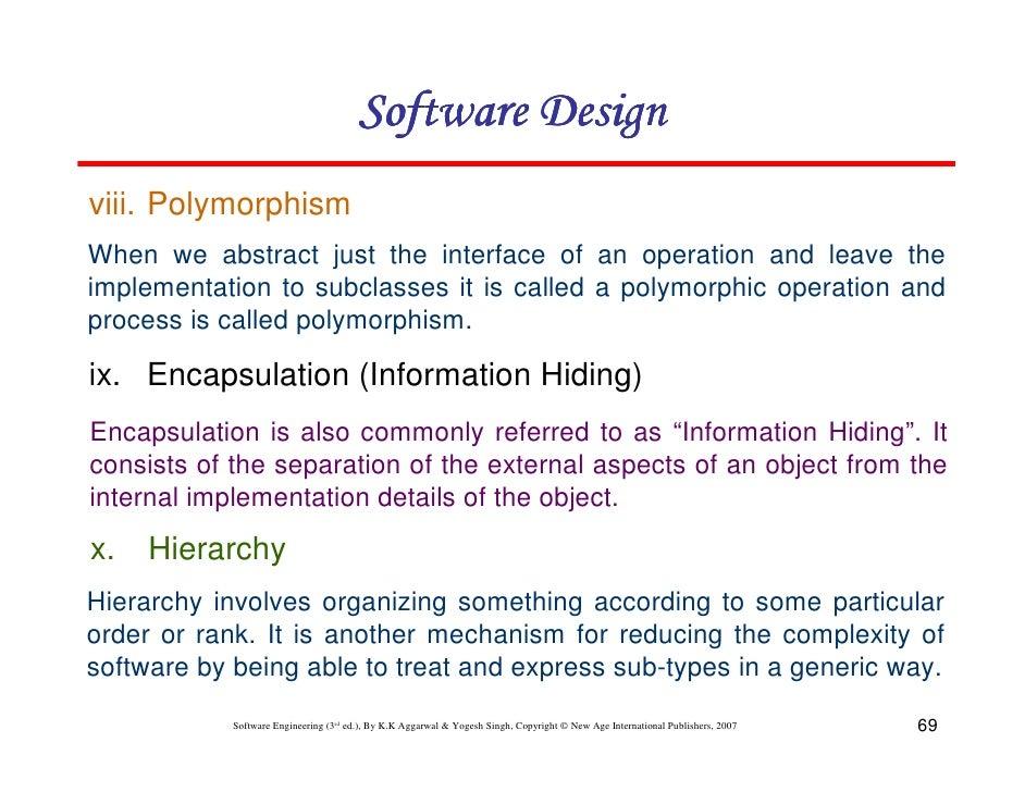 Chapter 5 Software Design