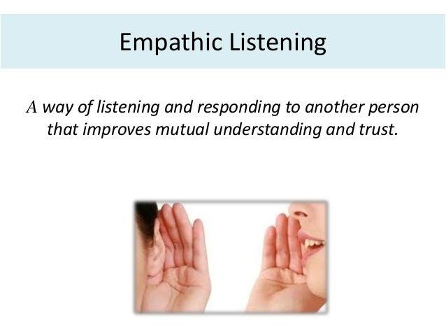 28. The Benefits Of Empathic ...
