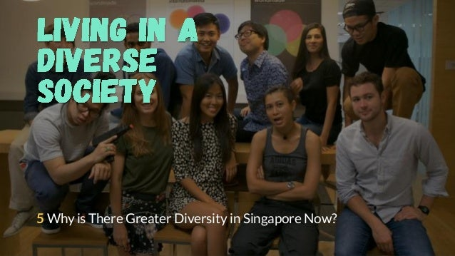 5 Why is There Greater Diversity in Singapore Now?