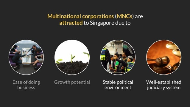 Ample job opportunities and consistent investments by MNCs have led to increases in Singapore's Gross Domestic Product (GD...