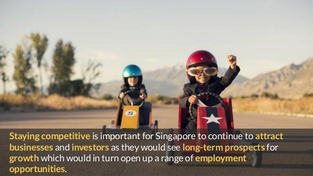 Foreign manpower complement local workforce in sectors such as construction and maritime by taking low-skilled jobs that s...