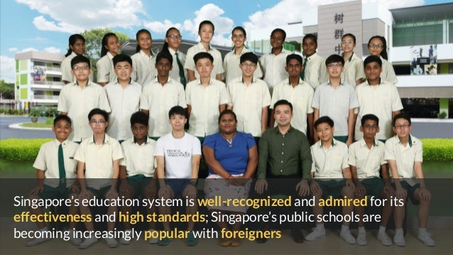 Social Studies Chapter 5 Why is there Greater Diversity in Singapore Now
