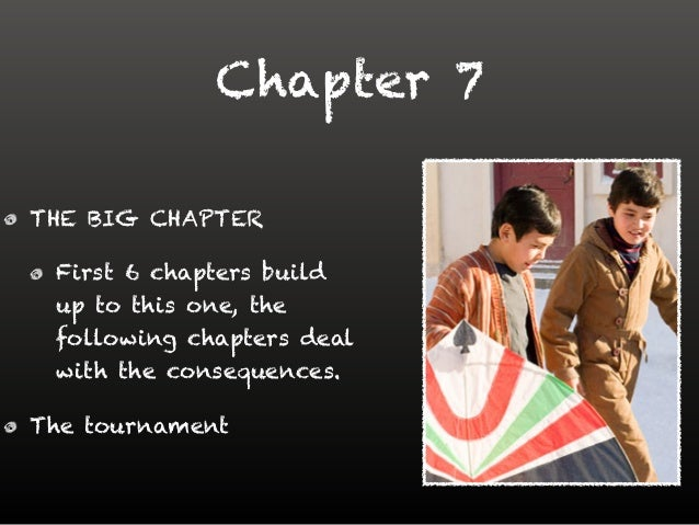 kite runner chapter 6 Chapter five is very important because it discusses the change in government in afghanistan and it also introduces the character of assef, the bully.