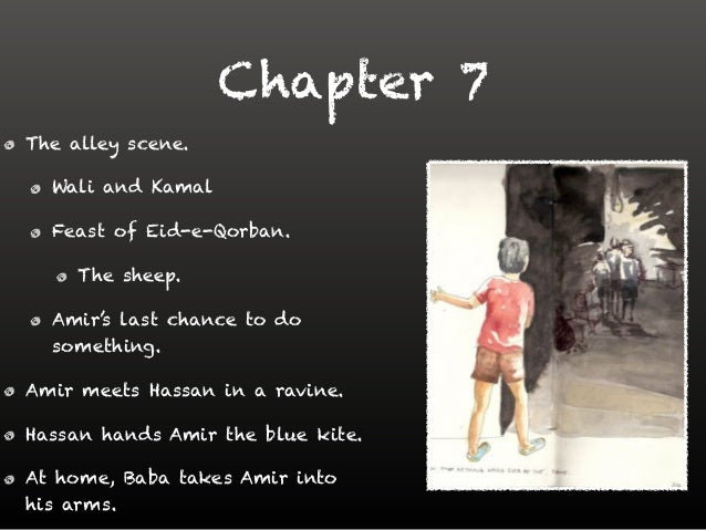 the kite runner chapter  6