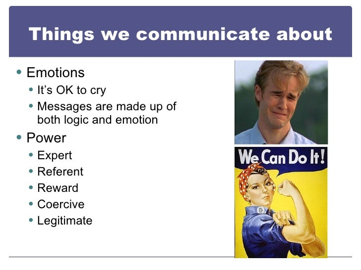 concepts of interpersonal communication Interpersonal communication is an important skill across all facets of your career whether you're aware of it or not, interpersonal communication is present when you're interviewing for a job, talking with your co-workers, or asking for a promotion.