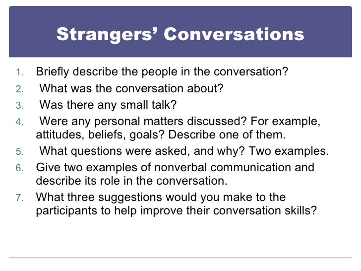Chapter 6 Concepts Of Interpersonal Communication