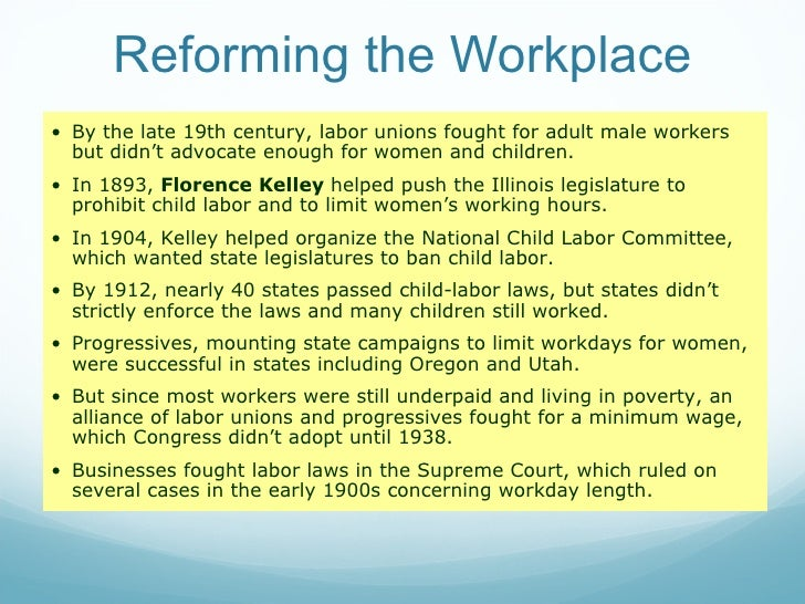 labor unions in the late 19th 2015-2-4 during the late 19th and early 20th centuries, african americans faced discrimination and segregation within labor unions in response, they started their own, while continuing to seek membership in mainstream unions.