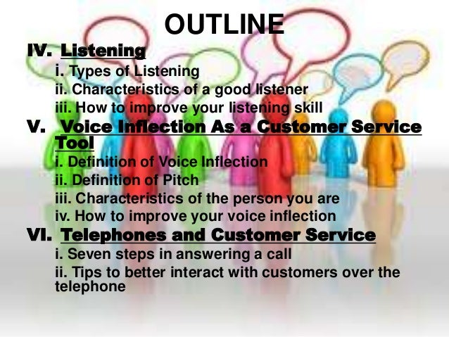 verbal communication in customer service