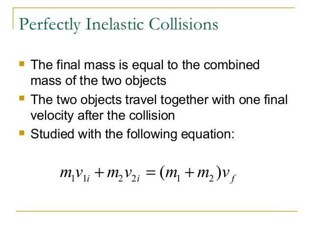 Physics Chapter 6 Momentum And Collisions